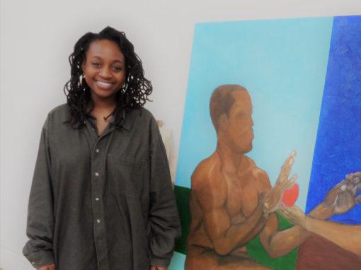 Amour inné pour l'art : Fungai Marima