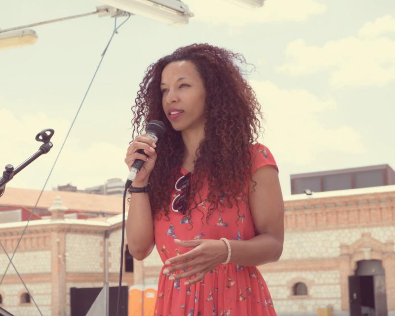 PODCAST – Alejandra Evui Salmerón Ntutumu: Sueños, Identidad y Cuentos