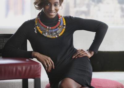 Aprender a fracasar para triunfar: Bisila Bokoko