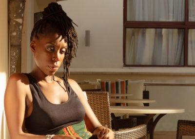 Patrimoine, Talent Artistique et Championne de la Culture : Muna Lobé