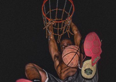 Baloncesto sin fronteras: Oscar Ngomo