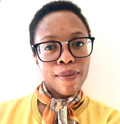 La bienvenida a una nueva normalidad: Esther Bolekia Loribo
