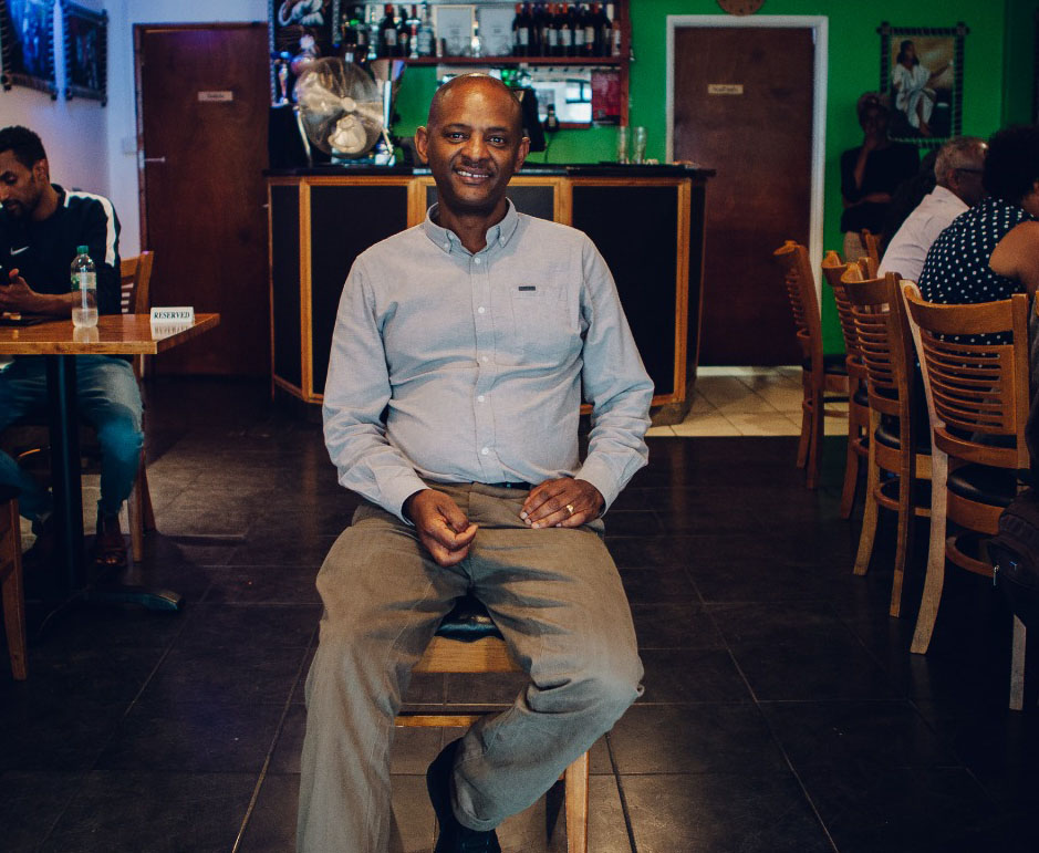 Lessons we can learn from Ethiopian cuisine: Yishak Fantu